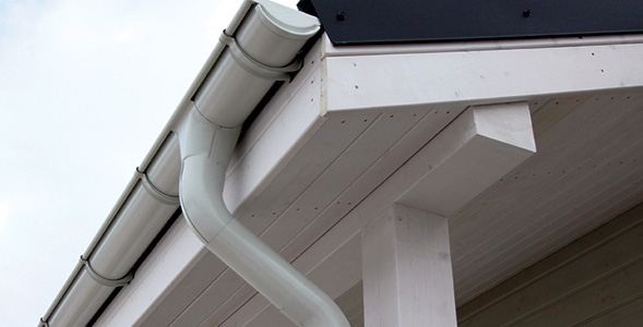 Above And Beyond Roofing Seamless Gutter Installation