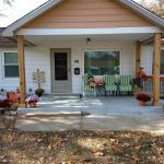 New Concrete Porch