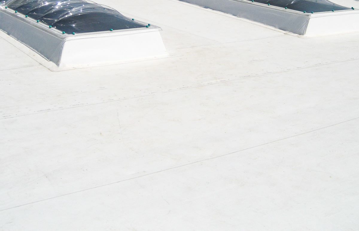 Types of flat roofing systems like TPO Membrane, EDDM, and PVC Roofing are installed by top roofing companies Wichita Kansas Like Above and Beyond Roofing