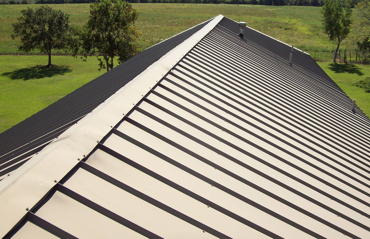 Commercial Metal Roofing Wichita KS