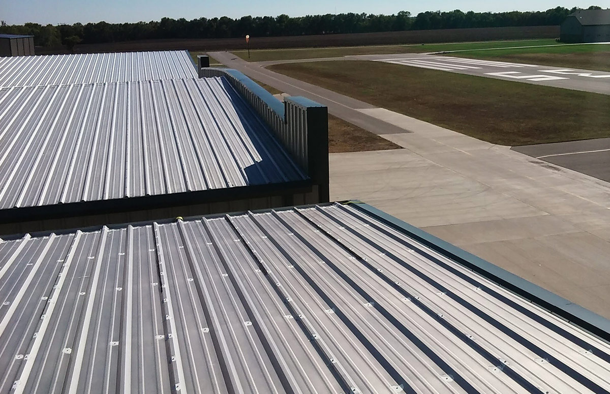 Commercial Roofing by Above and Beyond Roofing and Construction