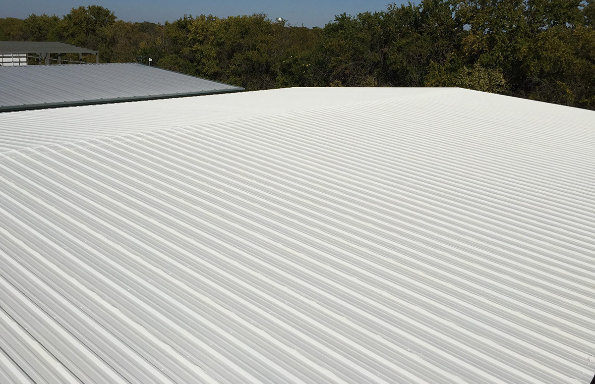 Commercial Metal Roofing Wichita, KS