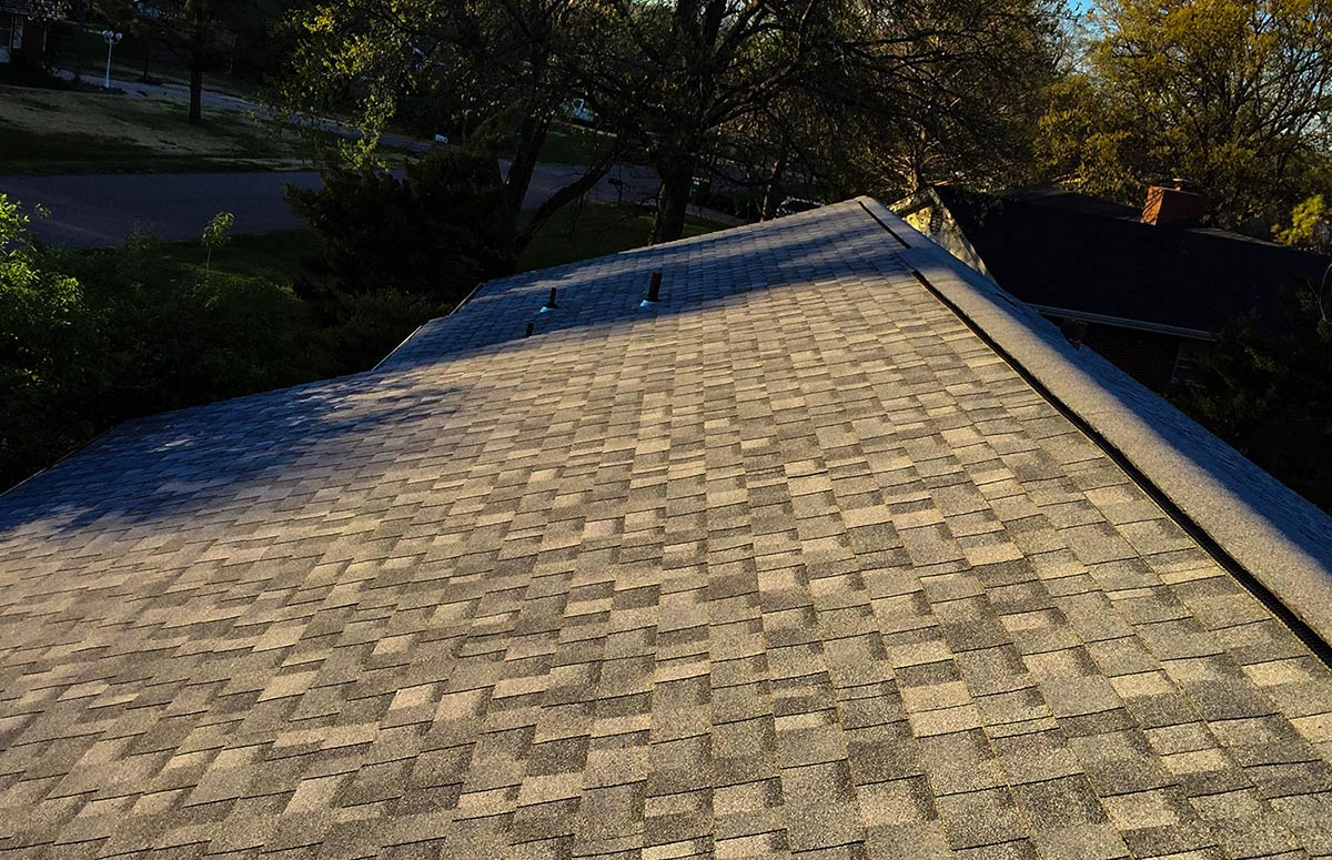 Asphalt shingles have been a well know standby for more than 100-years and they are a significant investment that has a huge impact. Get teh asphalt shingles installed by one of the best roofing companies in South Central Kansas, Above and Beyond Roofing.