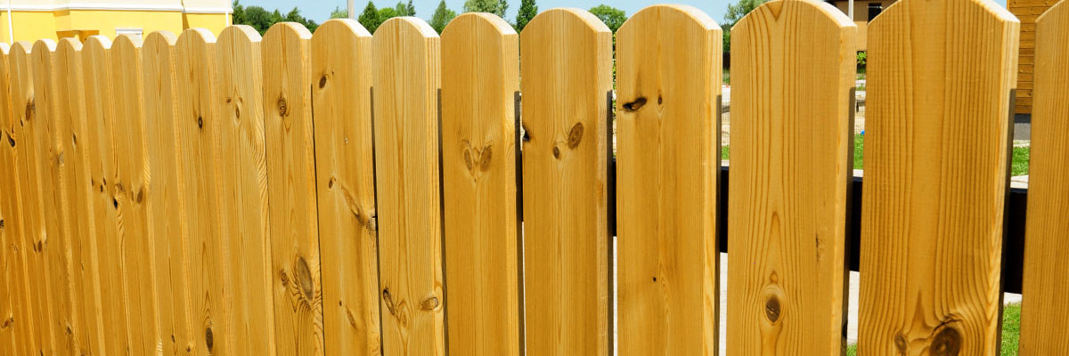 General Contractor for Wood Fence